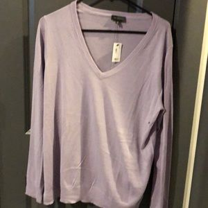 The limited sweater NWT